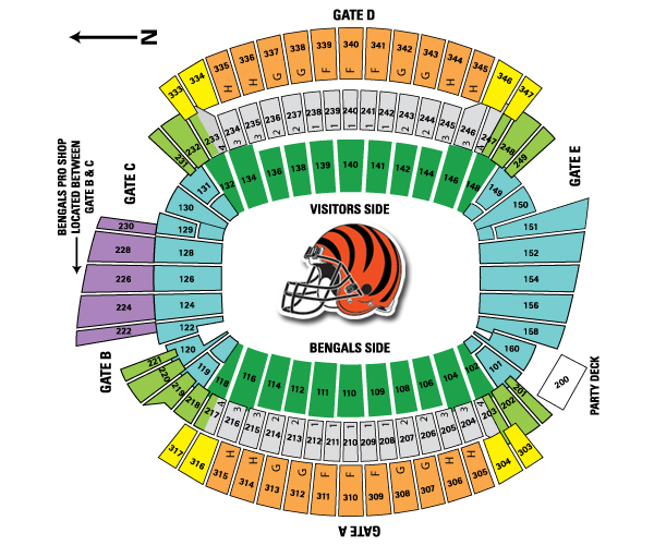Go bengals ticket exchange the bengals forum for bengals fans